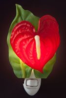 Anthurium Flower night lights