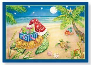 Tropical holiday greeting and note cards tropical christmas cards m4hsunfo